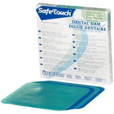 SafeTouch® Dental Dam- Medium Gauge, 5