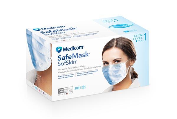 Safe+Mask SofSkin