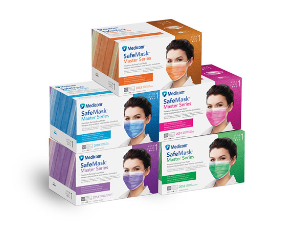 SafeMask Master Series face mask