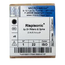 Rispisonic Files, 6/Pkg