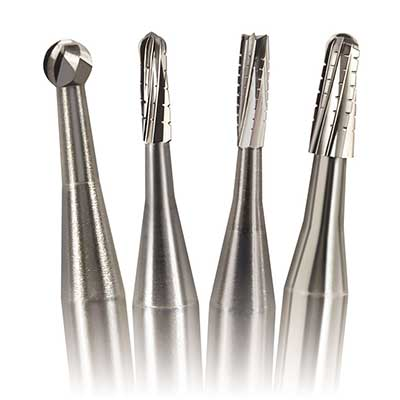 NeoBurr HP Surgical Carbides