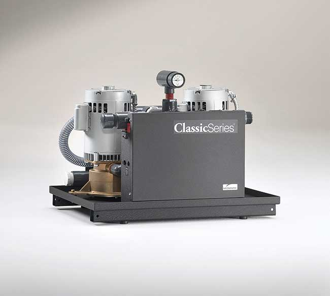ClassicSeries® Wet-Ring Vacuums
