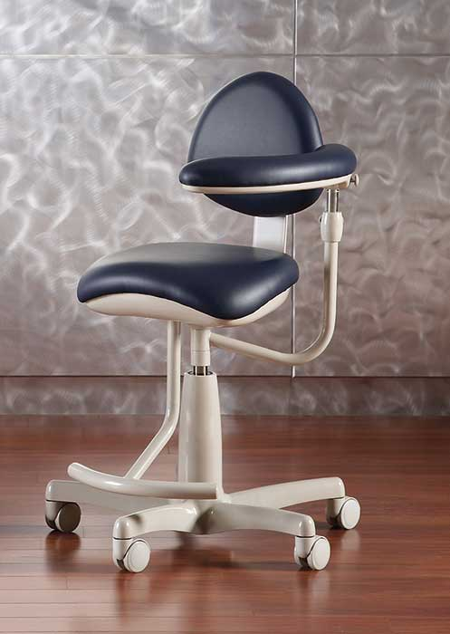 Midmark Dental Technician's Stool