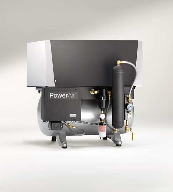 PowerAir® Oil-Less Air Compressors
