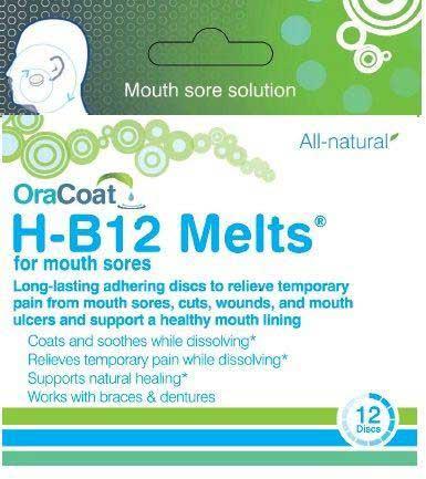 OraCoat H-B12 Melts