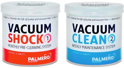 Palmero Vacuum Shock and Vacuum Clean