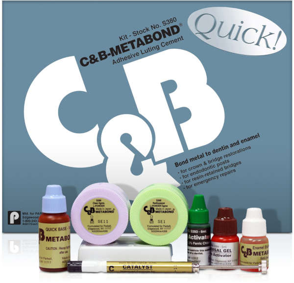 C&B Metabond® Quick Adhesive Cement System