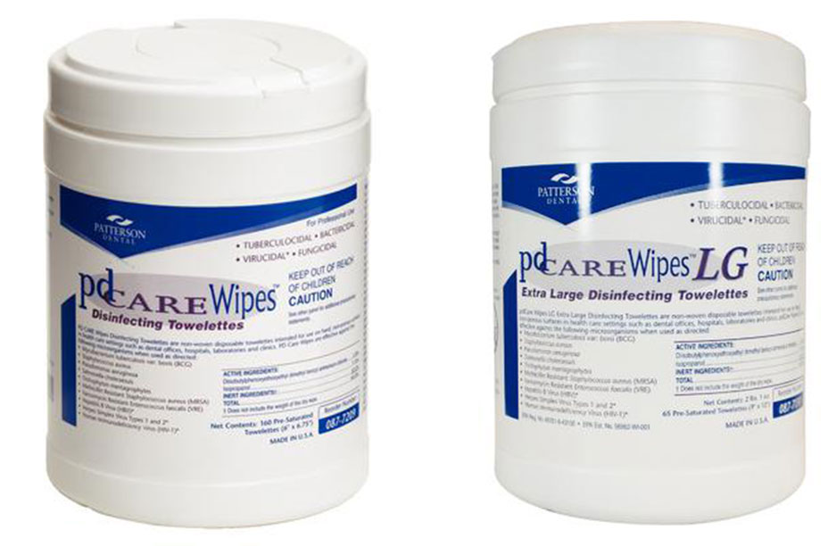 pdCARE™ Wipes