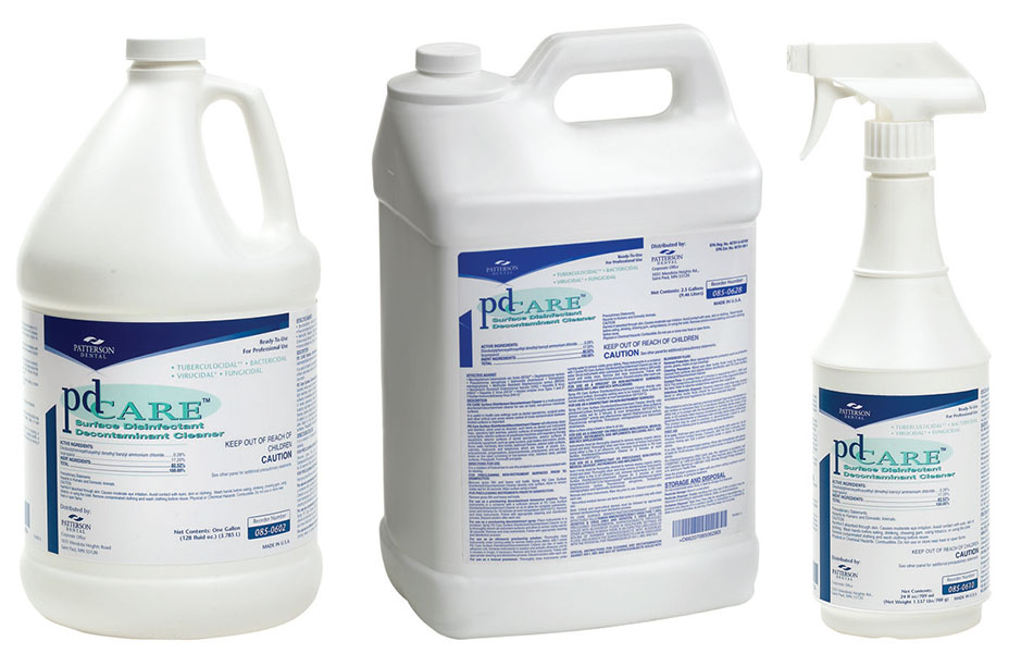 pdCARE™ Surface Disinfectant