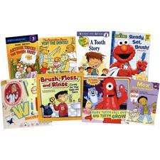 Childrens Dental Library Sets, 8/Set