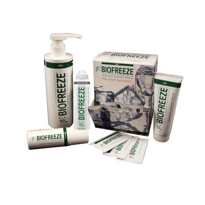 Biofreeze®, 16 oz Pump Bottle - 16 oz Pump Bottle