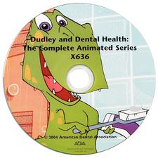 ADA Dudley And Dental Health: The Complete Animated Series On DVD - DVD