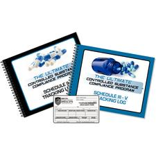 Controlled Substance Tracking System Pad of Waste Forms - Forms