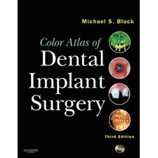 Color Atlas of Dental Implant Surgery, 3rd Edition - Book
