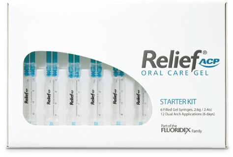 Relief ACP Oral Care Gel