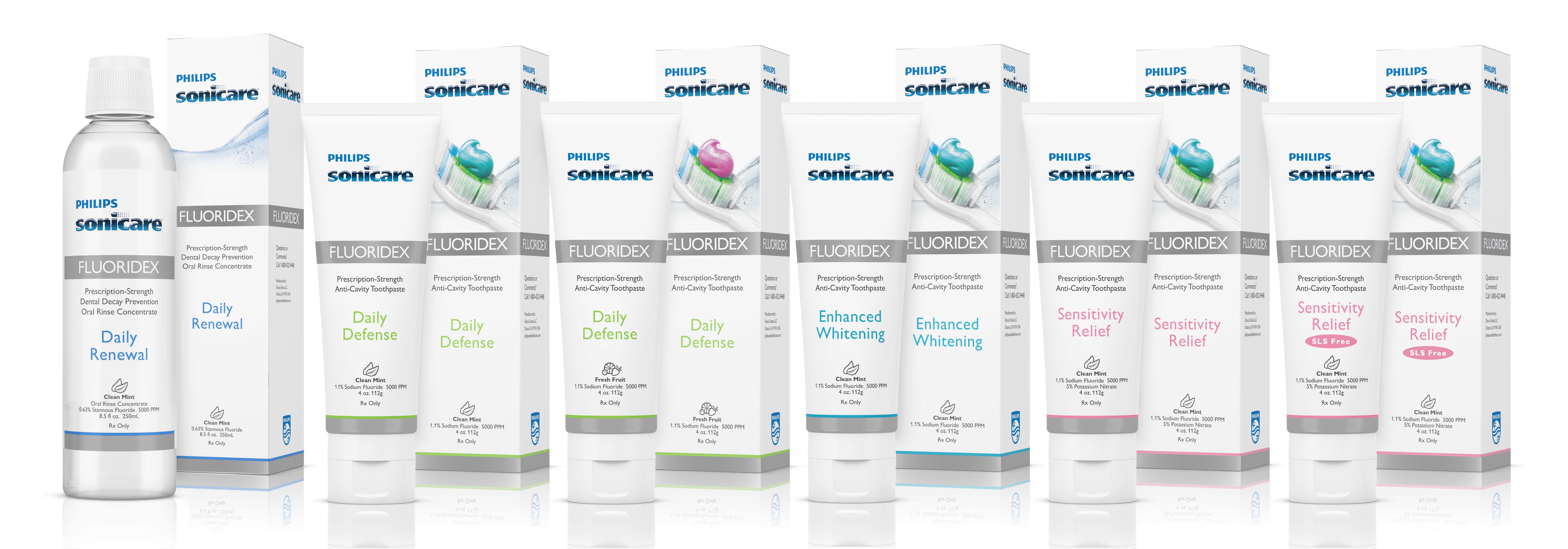 Philips Sonicare Fluoridex