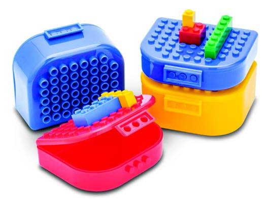Building Box Retainer Cases