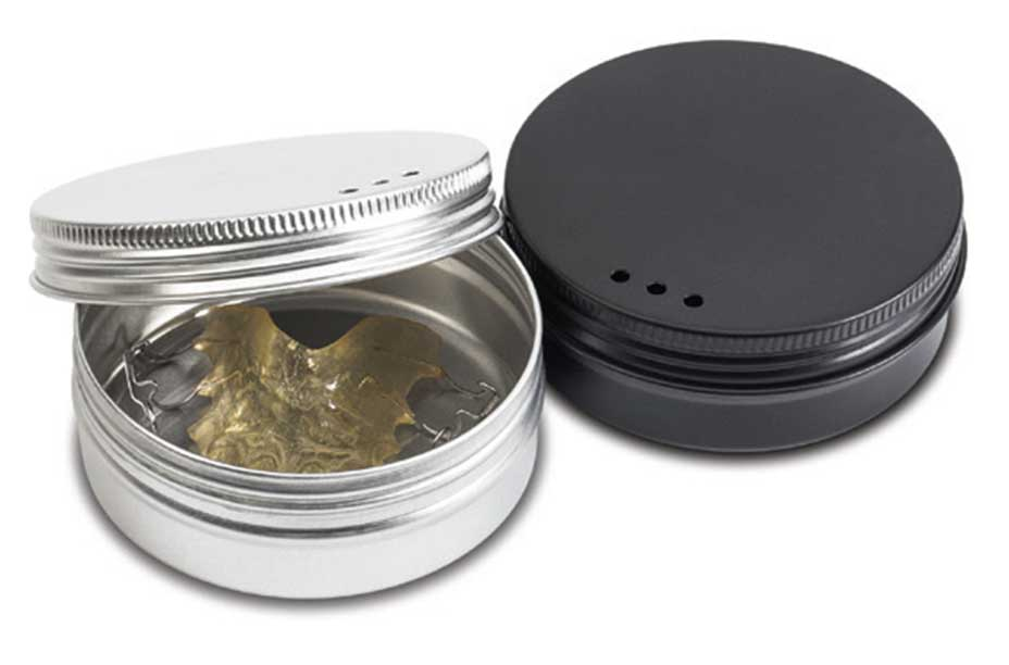 SmileGoods SafeCase Retainer Tins
