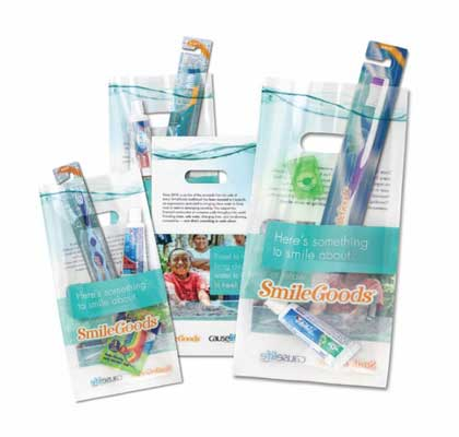 SmileGoods Take-Home Ready Paks