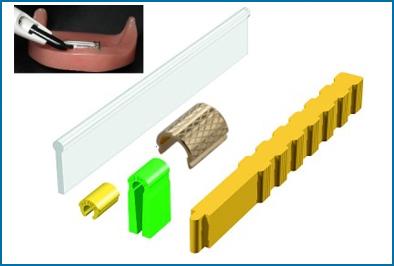 Hader Bar Alignment Servicing Kit
