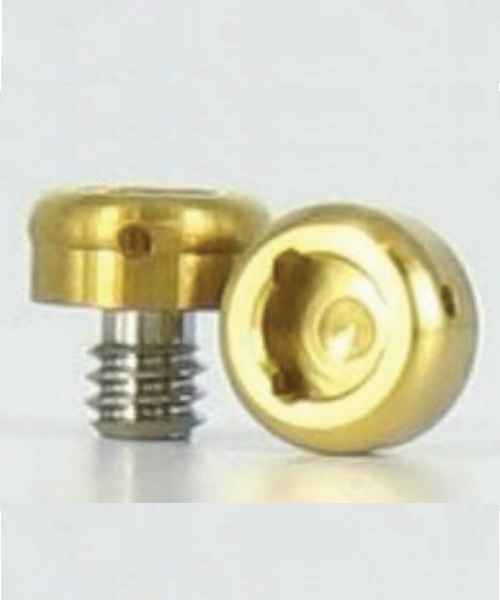 LOCATOR Bar Female, 2.0mm Thread