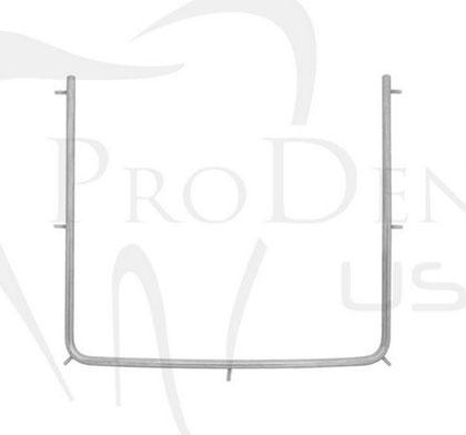 4″ Rubber Dam Frame
