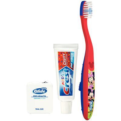 Oral-B Manual Toothbrush Bundles - Kids 2-4 Years, 72 Bundles/Box