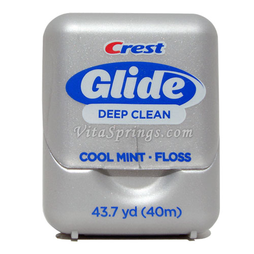 Crest Glide Deep Clean Floss