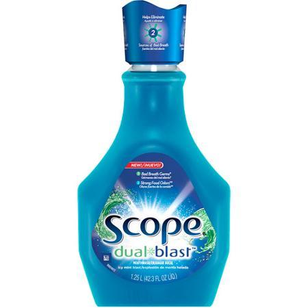 Scope Dual-Blast