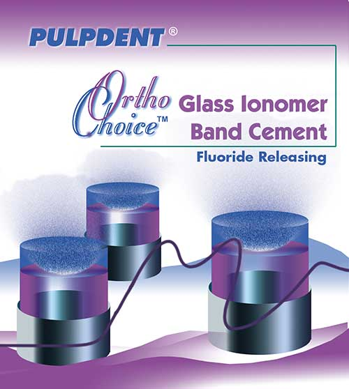Ortho-Choice Glass Ionomer Band Cement
