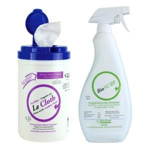 BioSURF Disinfectant Wipes