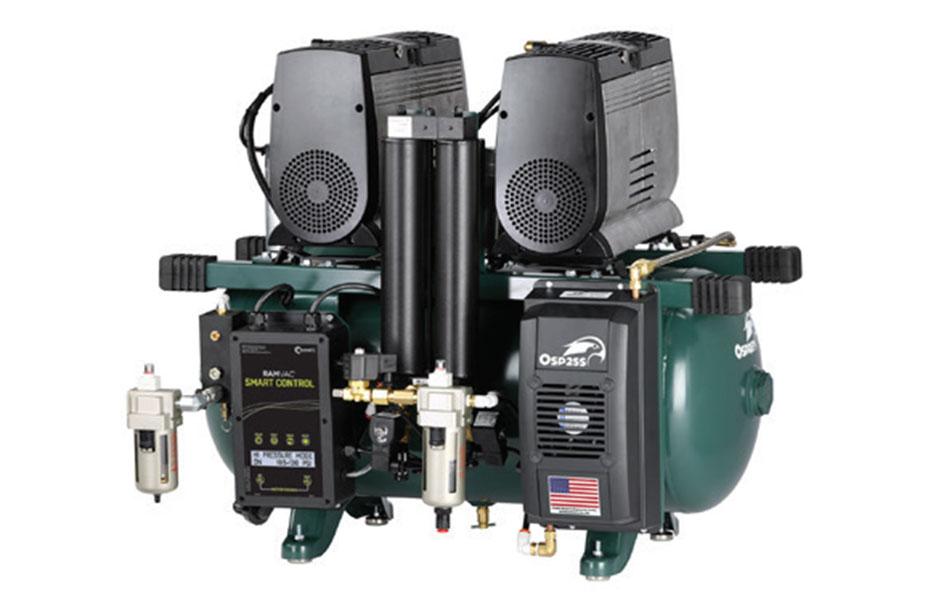 RAMVAC Osprey Smart Compressor Upgrade