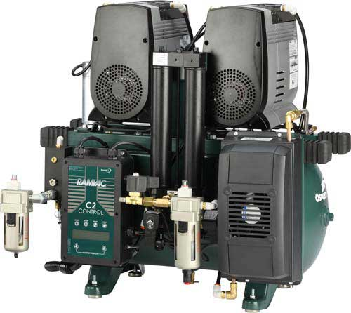 RAMVAC Osprey™ Compressors