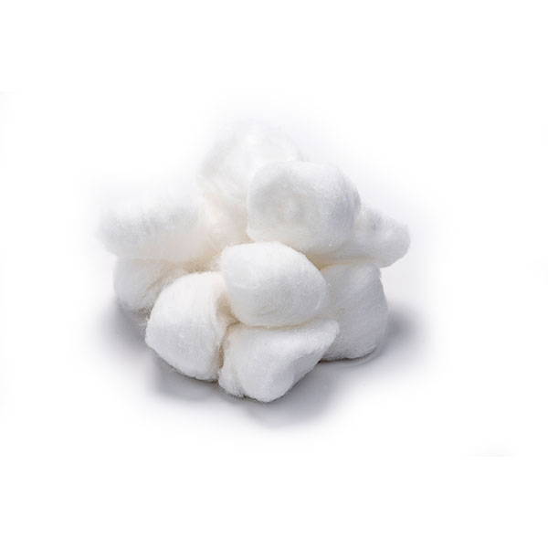 Medical Balls (Cotton, Rayon, and Polyester)