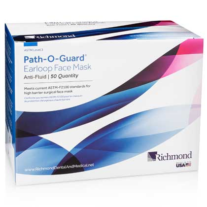Path-O-Guard®  Level III Face Mask