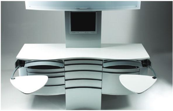 Saratoga Pininfarina Dental Cabinets