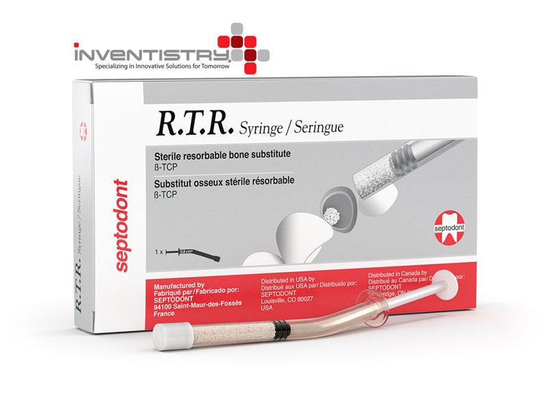 R.T.R. Syringe