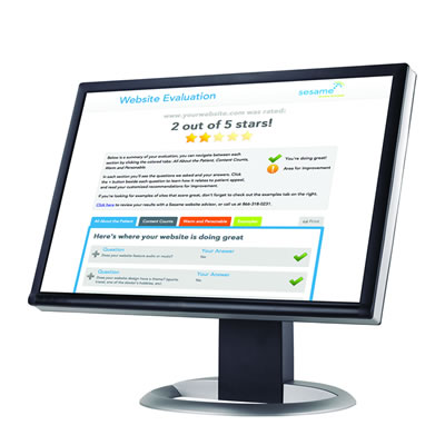 Sesame Website Evaluator