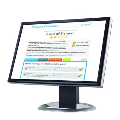 Sesame Website Evaluator