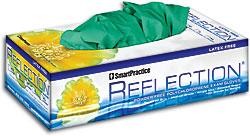 Reflection Polychloroprene Latex Free Exam Gloves