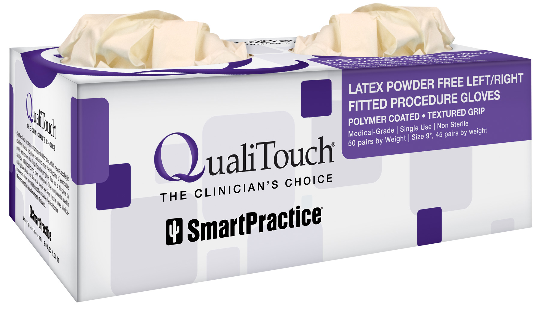 QualiTouch Fitted Latex PF Procedure