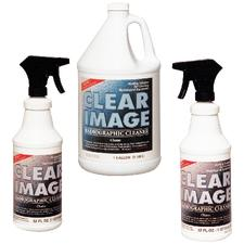Clear Image Weekly Radiographic Cleaner Introductory Kit, Gallon