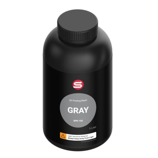 Gray Resin