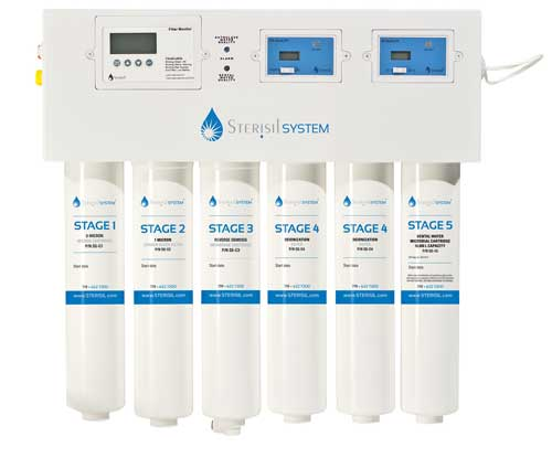 Sterisil Water Purification System