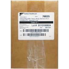 Genie Magic Mix - Berry Flavored VPS Material, Bulk, Standard Set, 380 ml, 4/Pkg - Rapid Set, Heavy Body