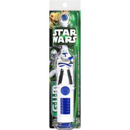 GUM Star Wars Power Toothbrush, 12/Pkg