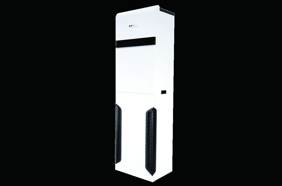 Cascade White Air Purifier