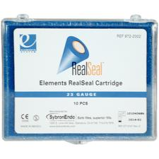 Elements™ Obturation Unit Cartridges – RealSeal, 23 Gauge, 10/Pkg