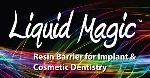 Liquid Magic Resin Barrier