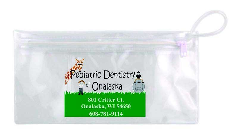 Oral Care Kit Bags